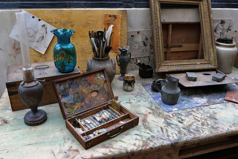 93 Exposition Valladon Utrillo Utter au musee de Montmartre - IMG_2326_DxO Pbase.jpg