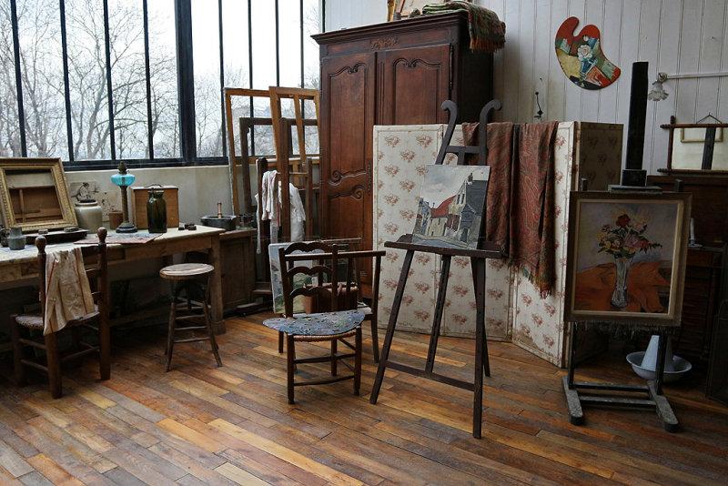 99 Exposition Valladon Utrillo Utter au musee de Montmartre - IMG_2332_DxO Pbase.jpg