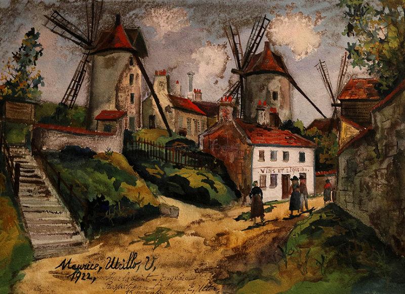 138 Exposition Valladon Utrillo Utter au musee de Montmartre - IMG_2372_DxO Pbase.jpg