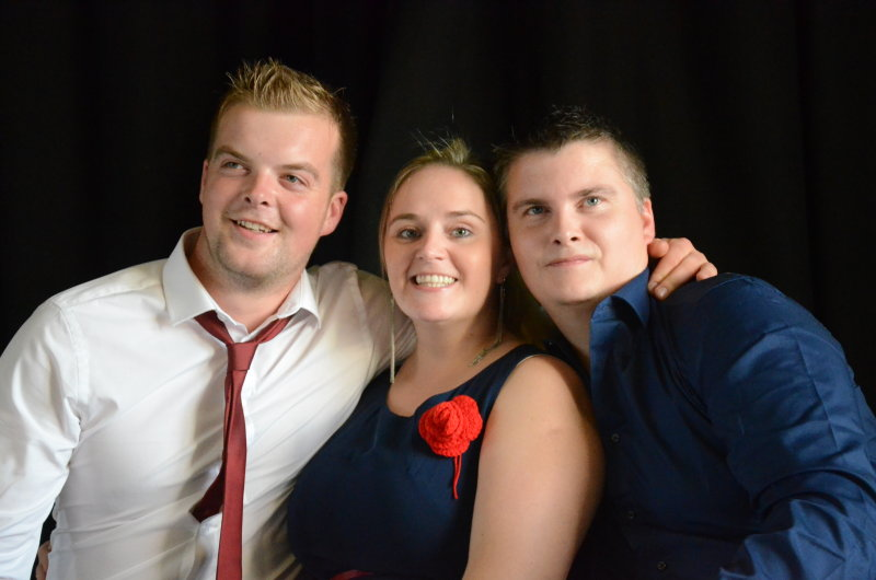 Jack,Dawn and Scott