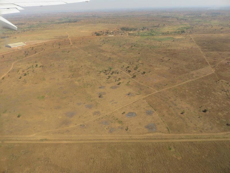 departing Lilongwe