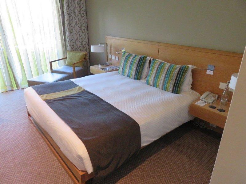 Port Louis my room Le Suffren hotel