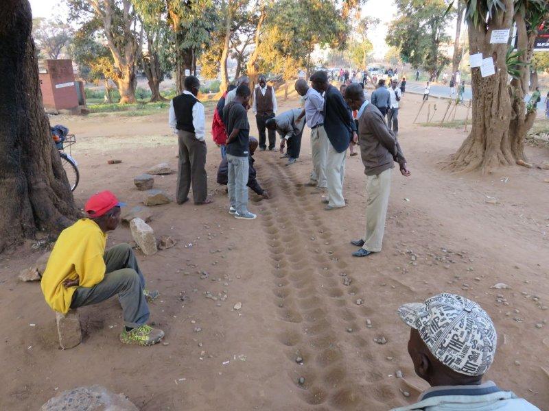 Lilongwe a strategy game