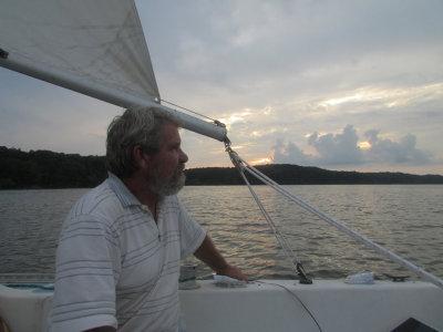 Sailing in May