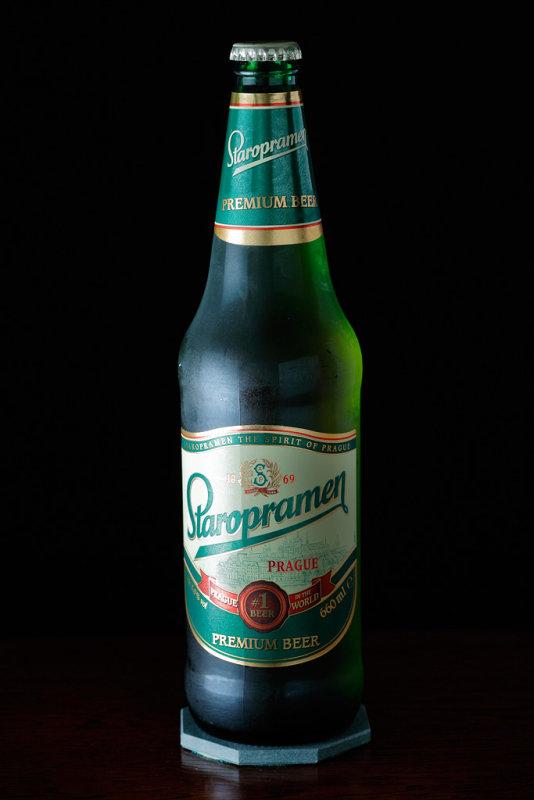 20151127 - Big Bottle o Beer