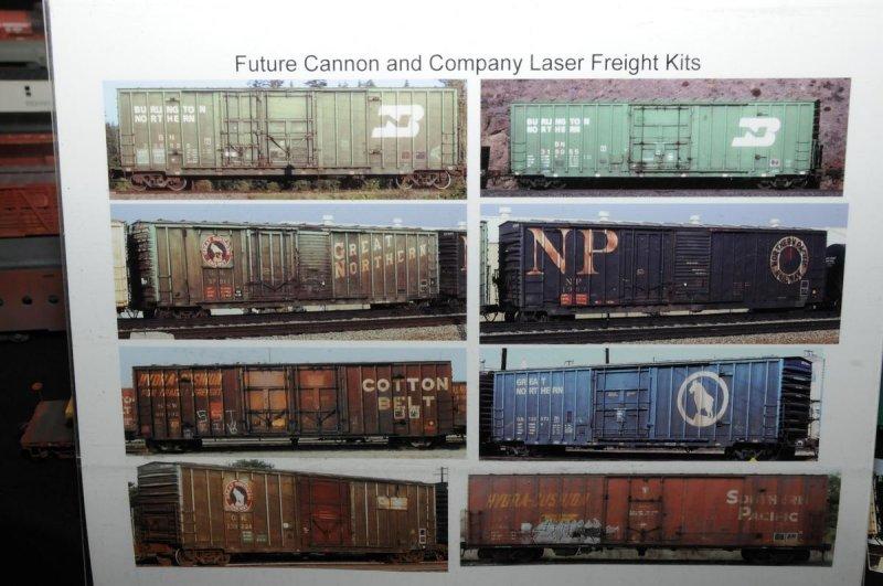 Future Cannon and Company Kits
