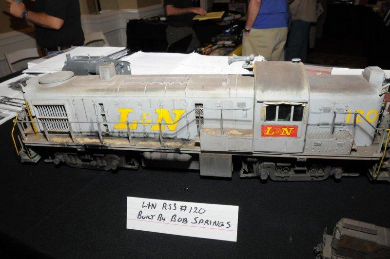 Bob Springs - 1/29 Scale