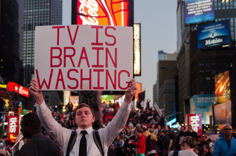 TV is Brainwashing