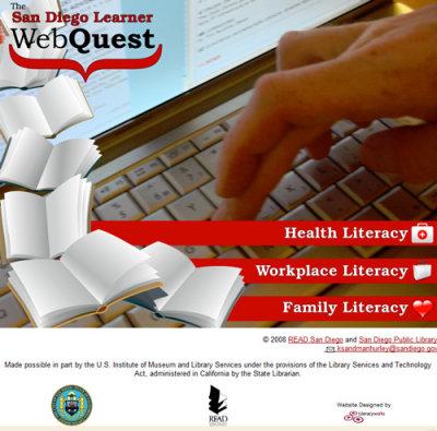 San Diego WebQuest