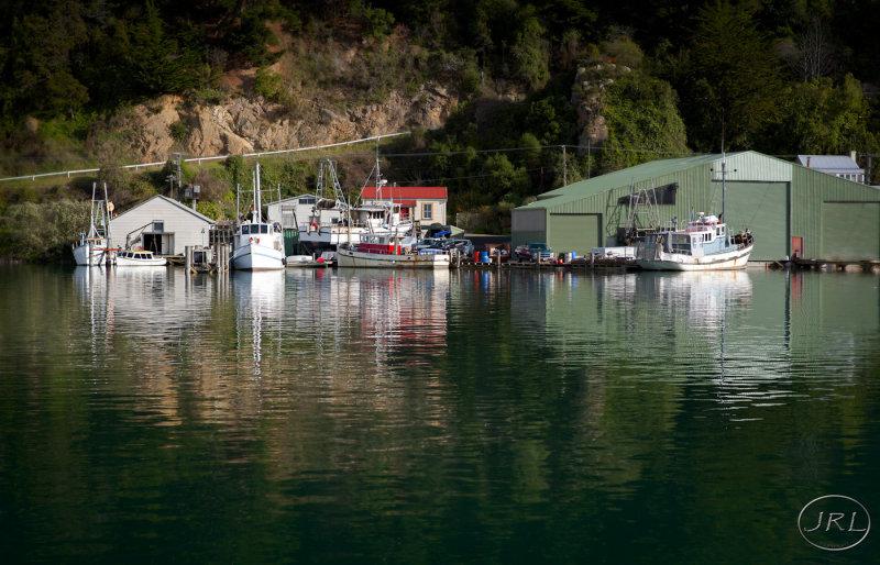 Careys Bay.