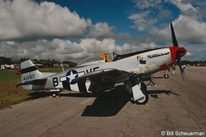 P-51 Donald