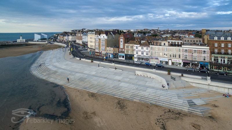 Margate Seafront Steps