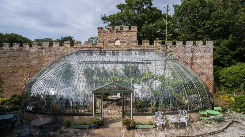 Italianate Greenhouse Ramsgate