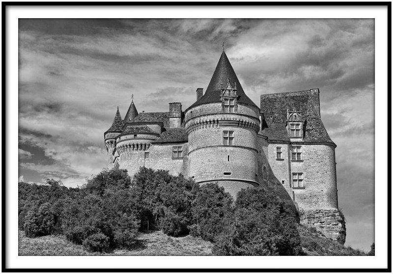 Château de BANNES - Beaumont du Périgord