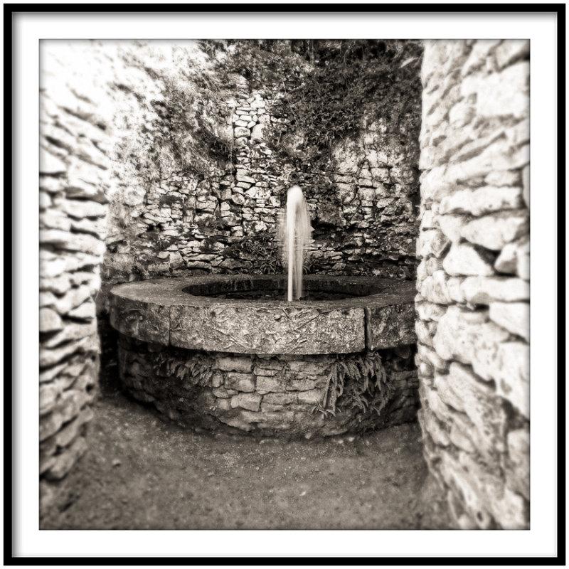 La fontaine de bonne vie
