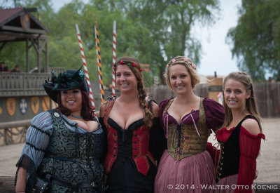 Renaissance Faire 7 Photo Gallery By Walter Otto Koenig At