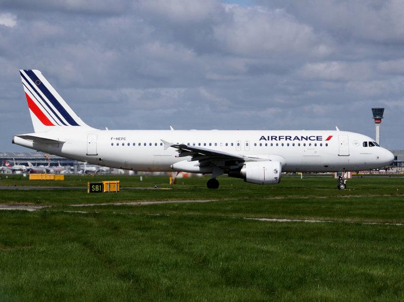 A320   F-HEPC