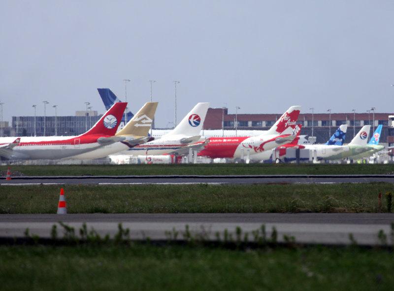 A330 Flightline @ TLS
