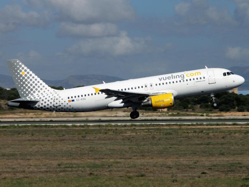 A320  EC-KDG