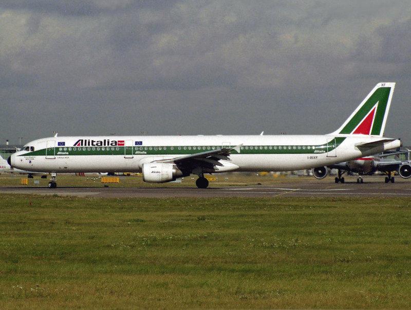 A321  I-BIXF