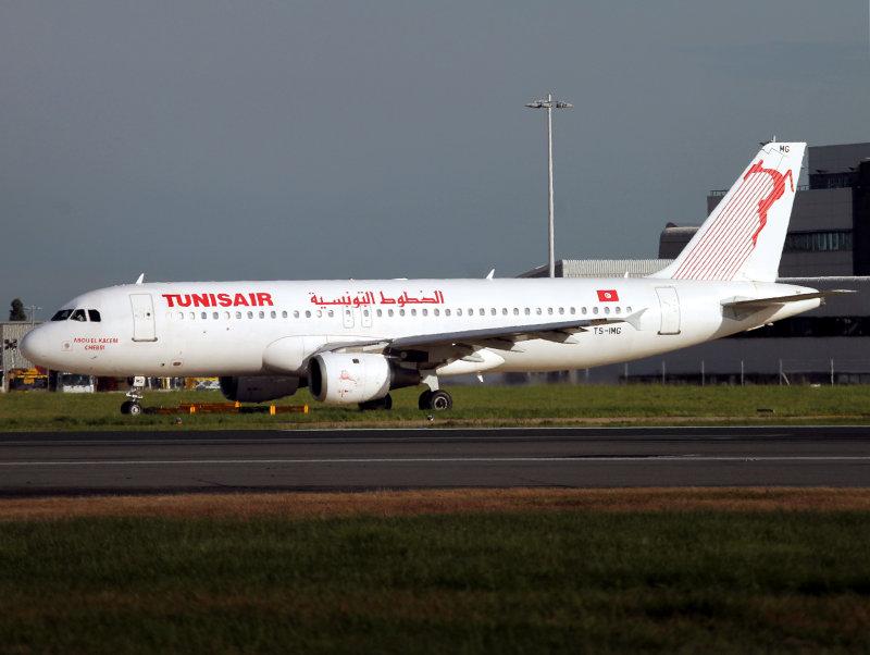 A320  TS-IMG