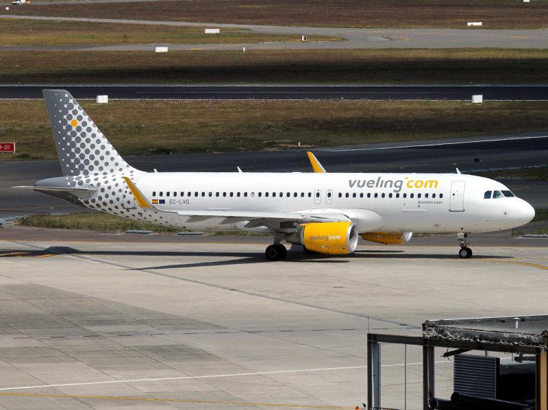 A320  EC-LVO