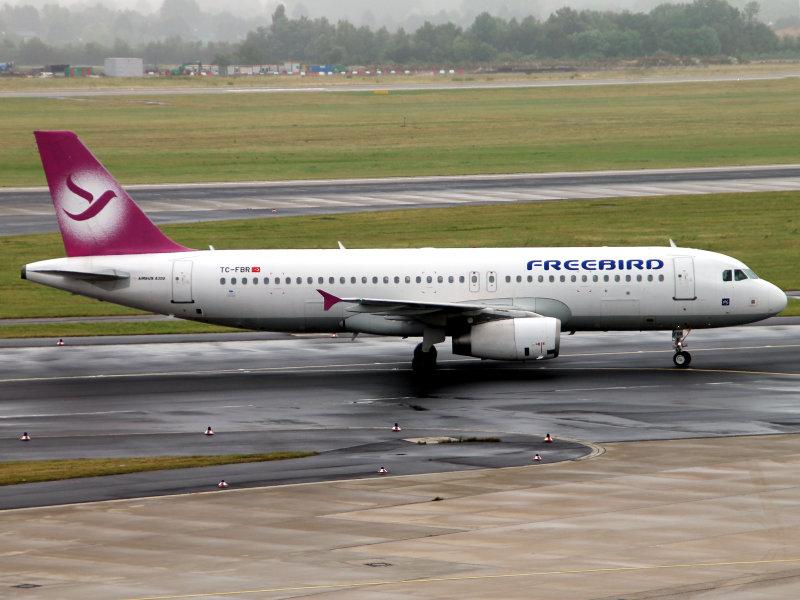A320  TC-FBR