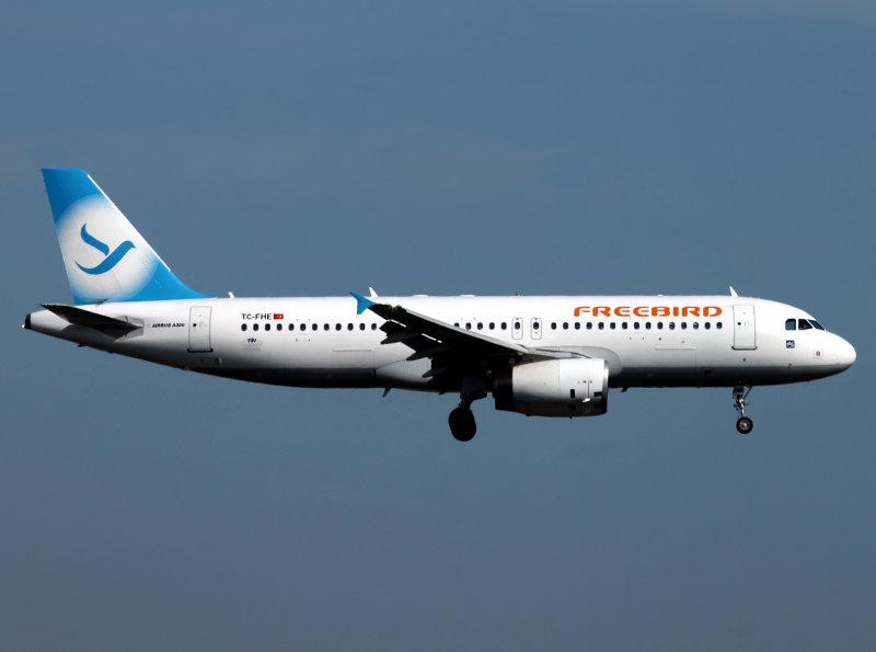 A320  TC-FHE
