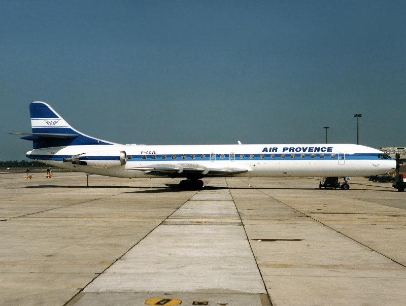 SE-210  F-GCVL