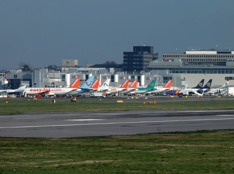 LGW VIEW EAST