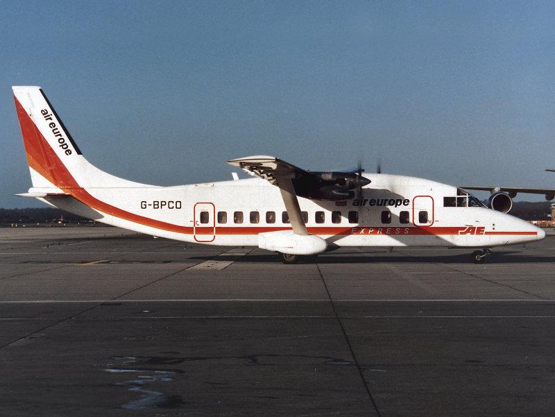 SD360  G-BPCO