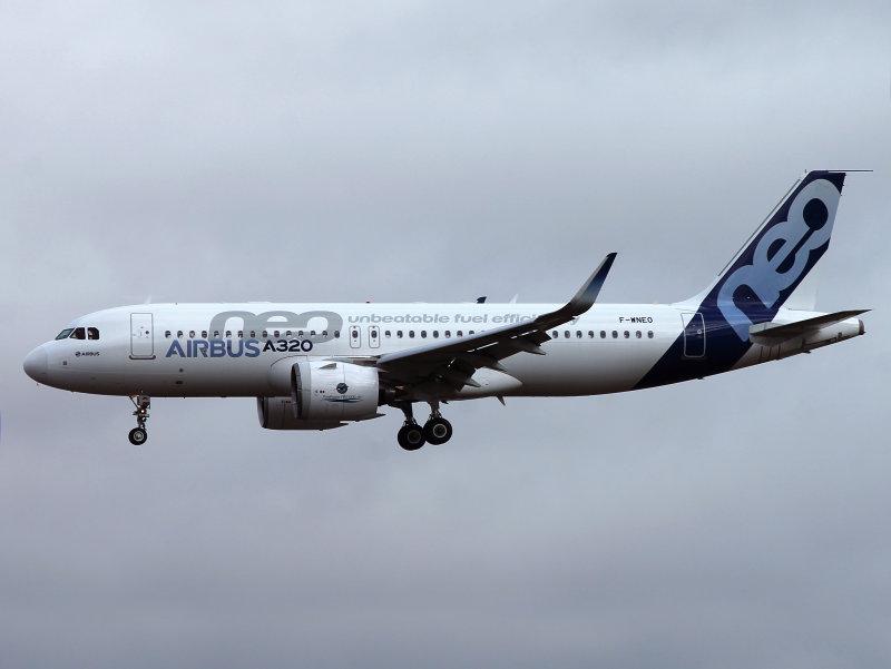 A320 NEO F-WNEO