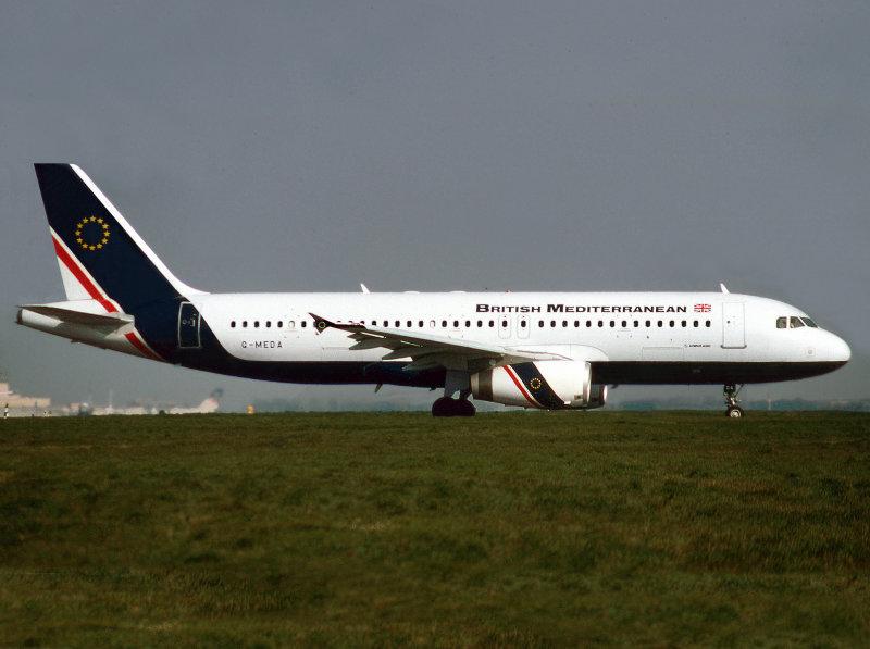 A320 G-MEDA