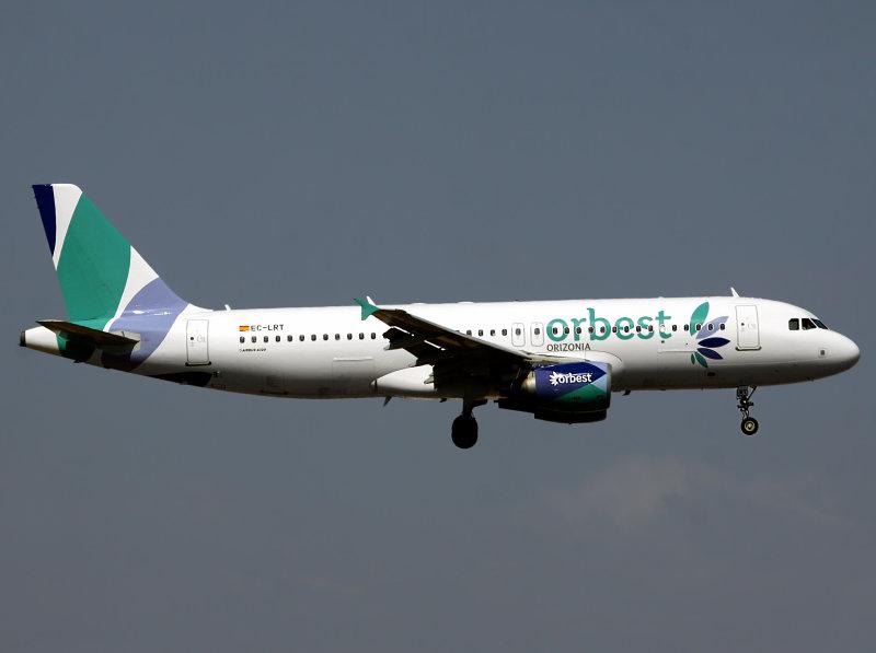 A320 EC-LRT