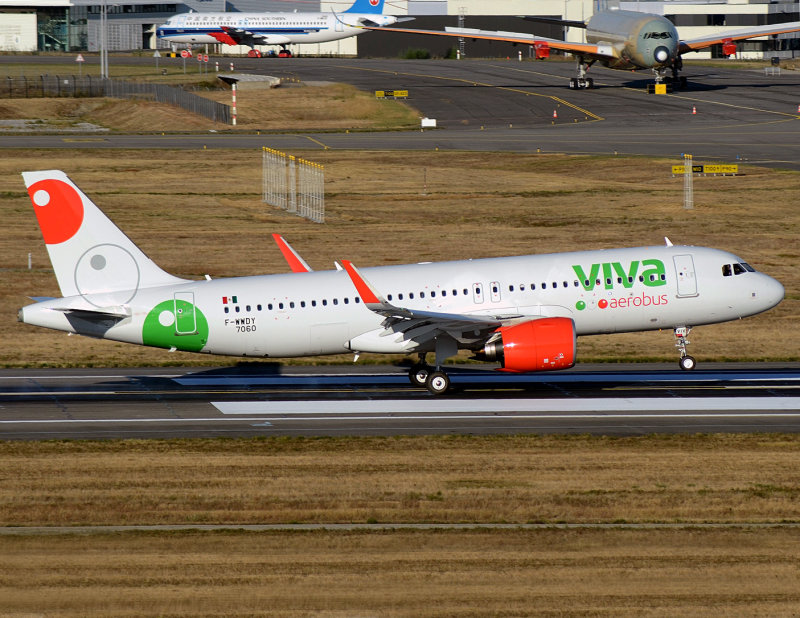 A320 F-WWDY