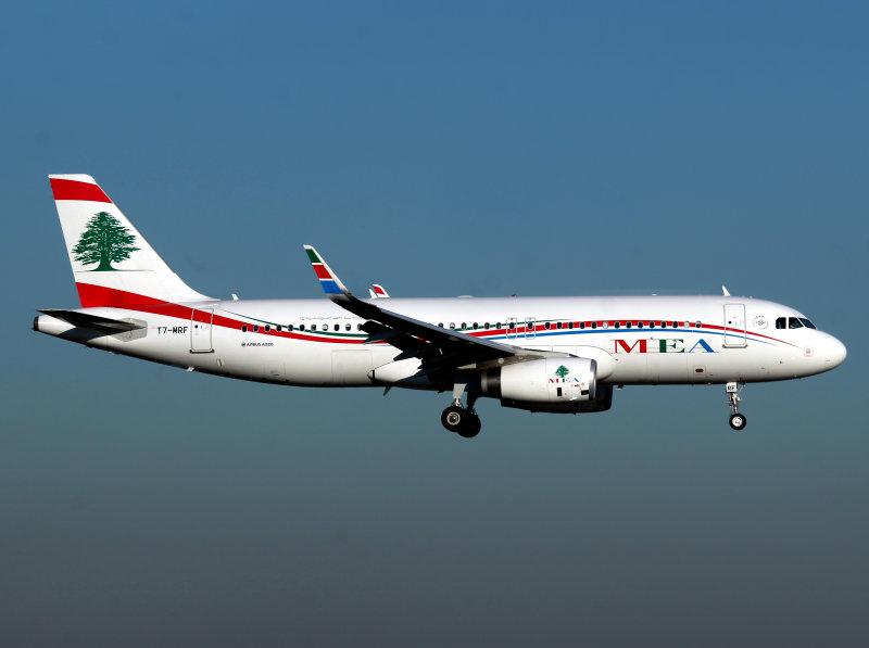 A320 T7-MRF