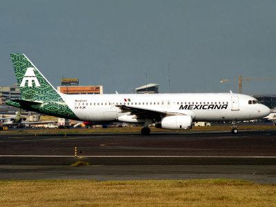 A320   XA-RJW