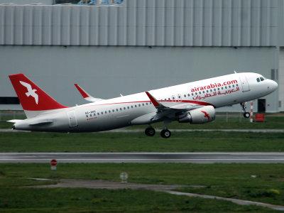 A320  A7-ANX