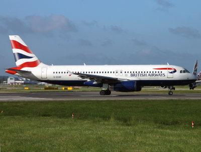 A320  G-EUUR