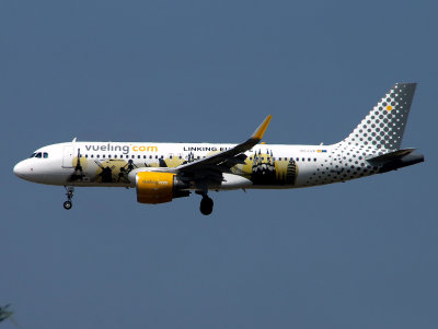 A320  EC-LVP