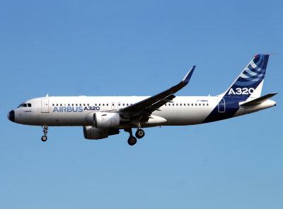 A320 F-WWBA
