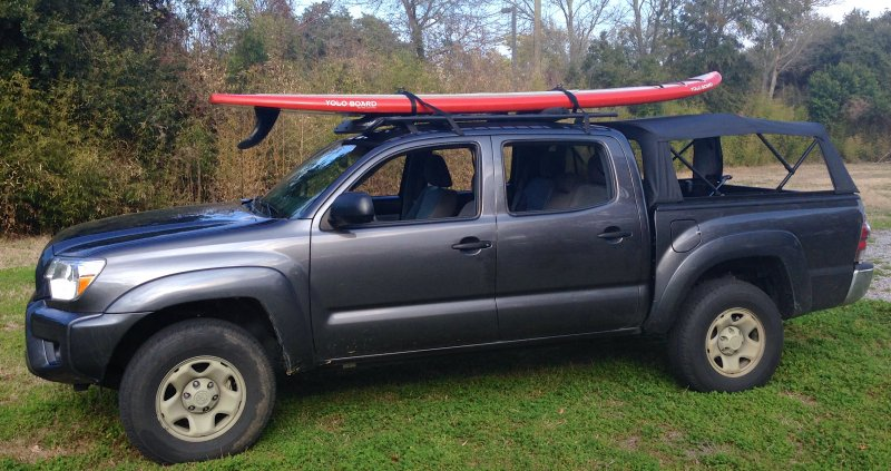 Water Sport Roof Rack Options Tacoma World Forums