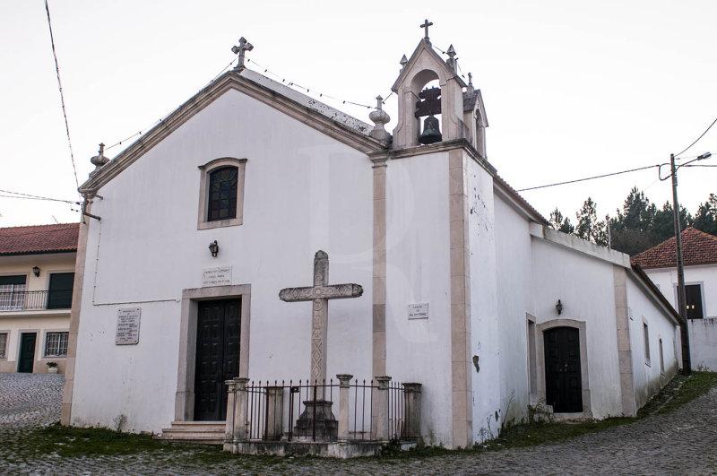 Casal Vieira - Capela de Santo António (Imóvel de Interesse Municipal)