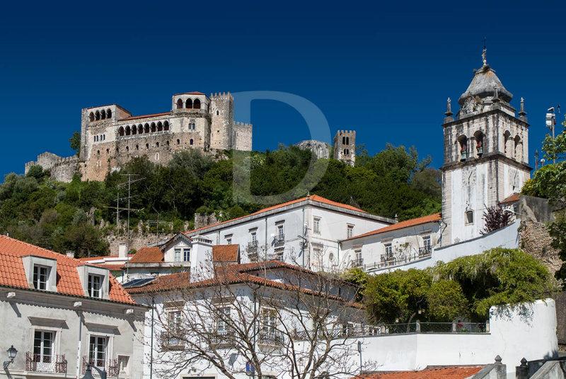 A Torre Sineira e o Castelo