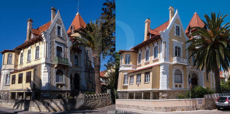 Casa Assombrada / Casa Grinalda