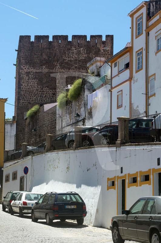 Muralhas do Castelo de Portalegre (MN)