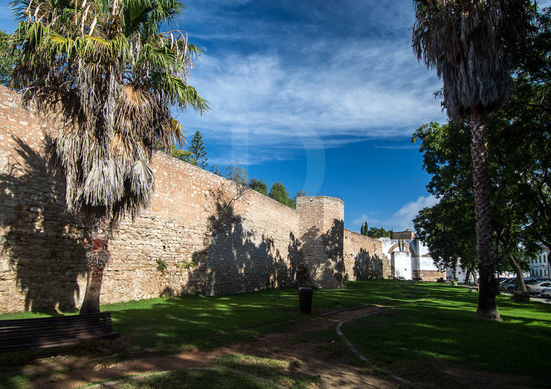 Muralhas de Faro