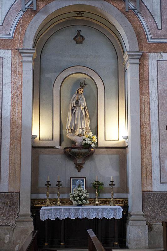 Capela de N. S. do Rosário de Fátima