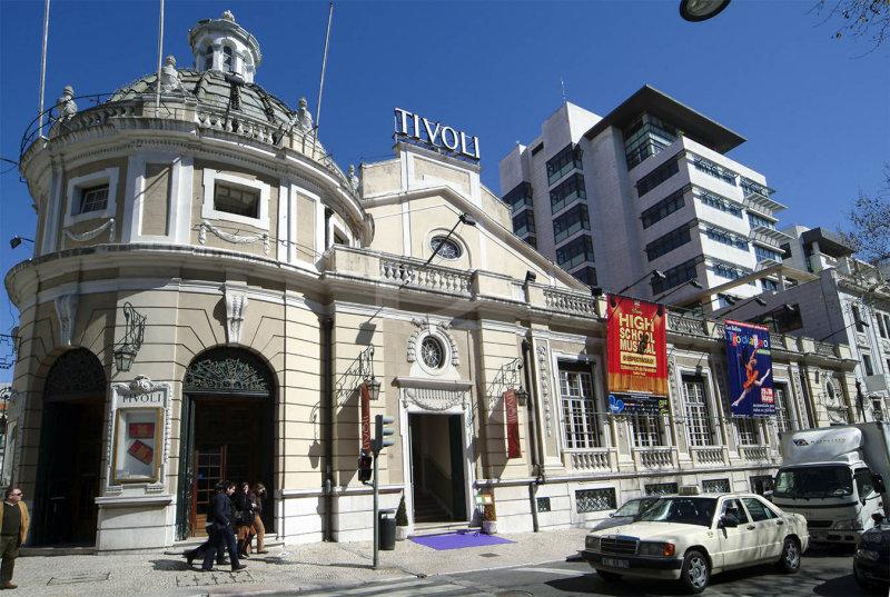 Av. da Liberdade, 184 - Cinema Tivoli