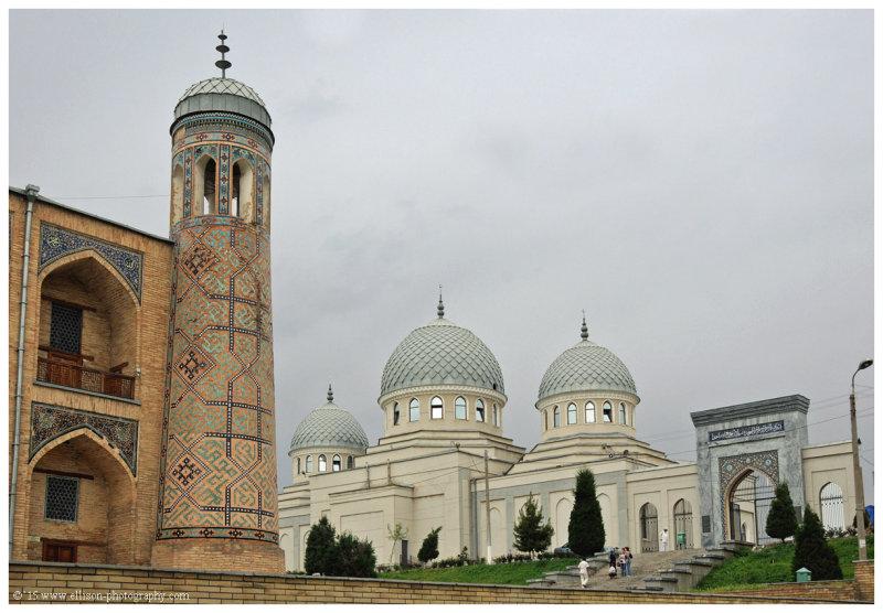 Kukeldash Madrasah & Juma Mosque